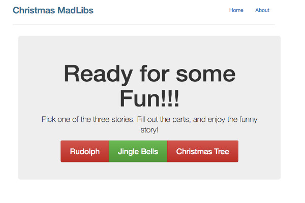 picture about Christmas Mad Libs Printable named Joseph E Phillips